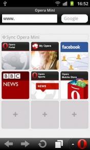 Opera Mini - Cloud Storage™